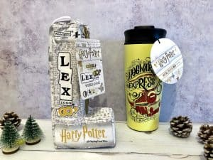 HARRY POTTER LEX-GO and Travel Mug