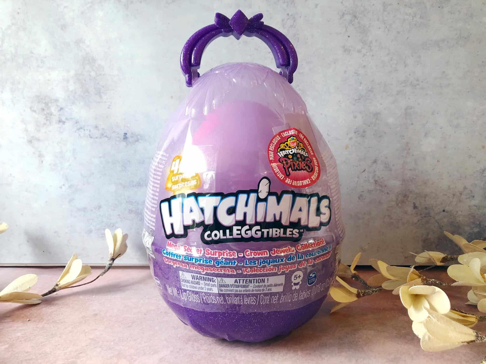 Hatchimals CollEGGtibles Crown Jewels Mega Secret Surprise - Review