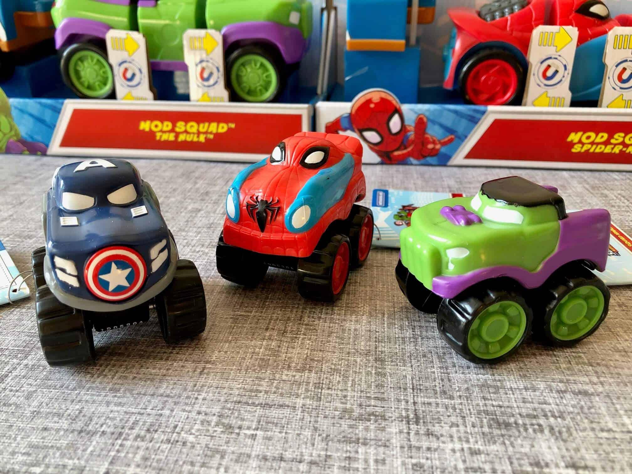Herodrive Marvel Heroes: Speed Squad Cars