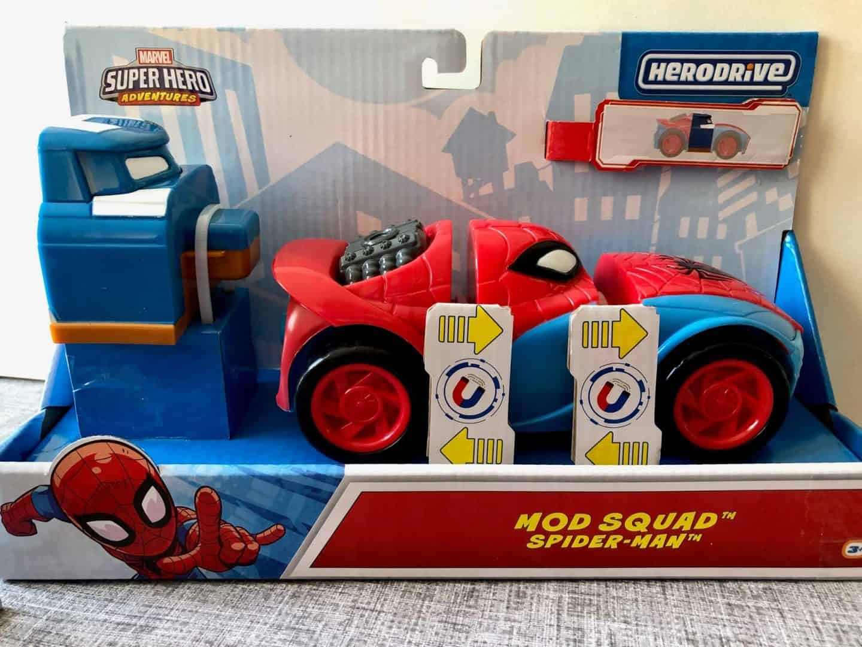 Mod Squad Spider-Man