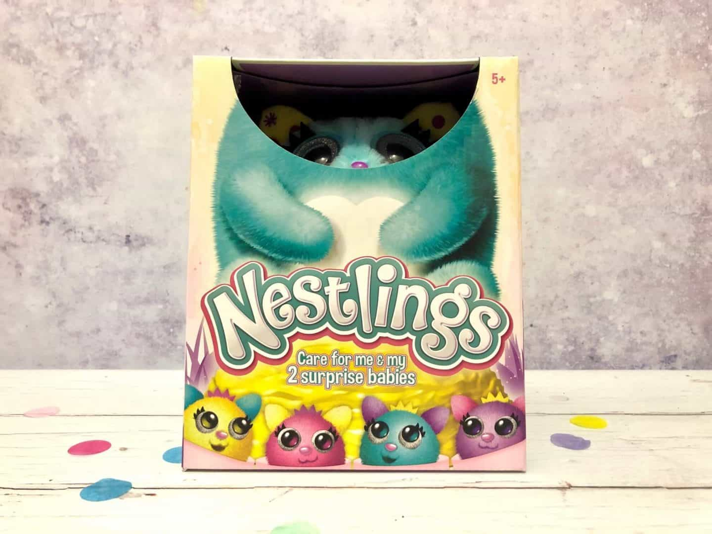 Nestlings Review - Interactive Pet and Babies with Lights and Sounds