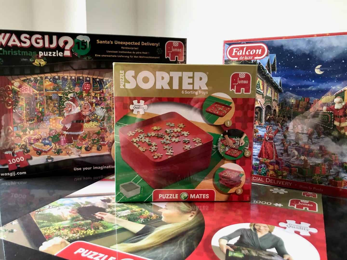 Puzzling Fun at Christmas  - Review and Giveaway