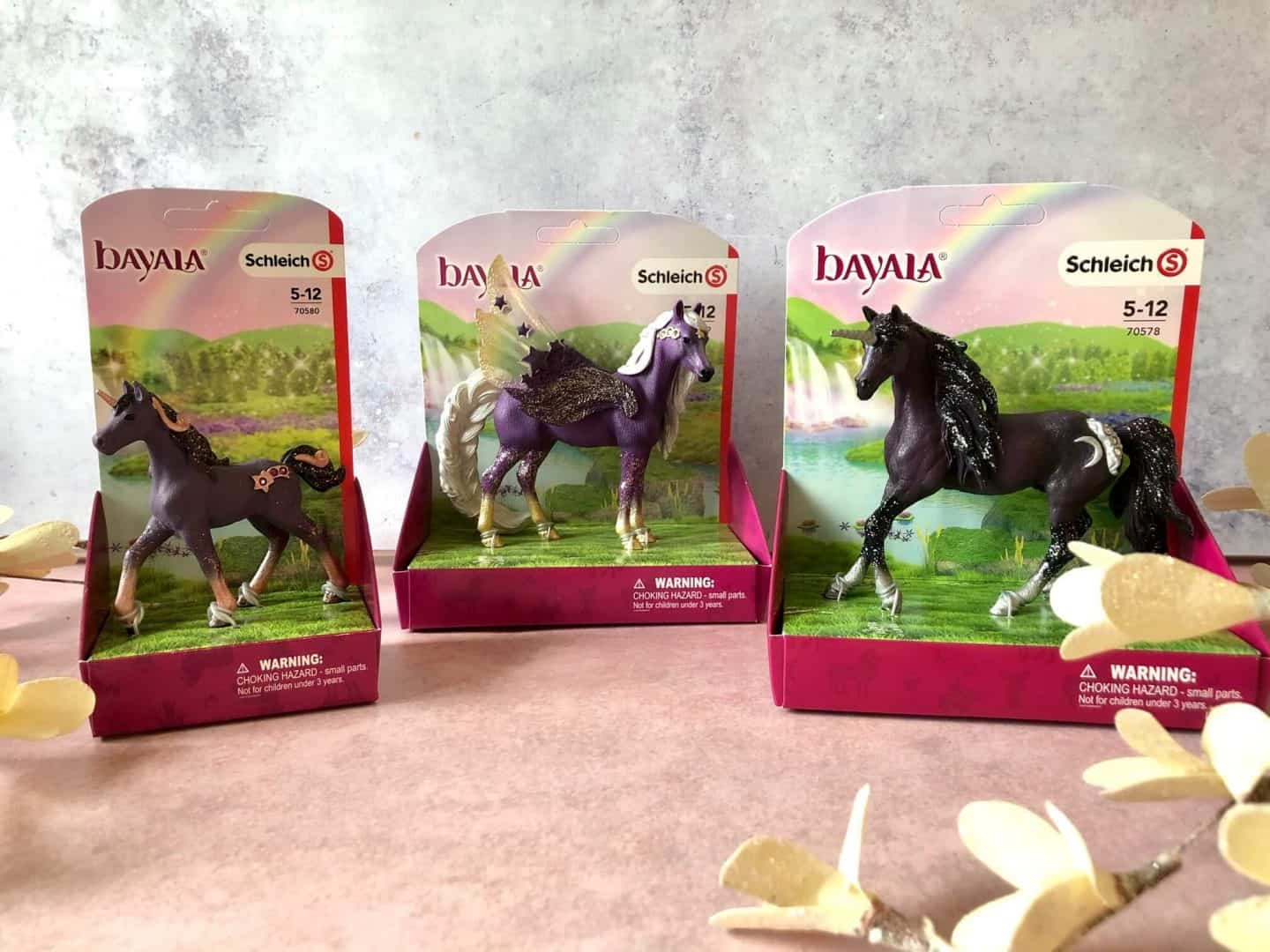 Schleich Bayala Glittering Moon Unicorns - Review