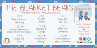 The Blanket Bears Book Review and Blog Tour