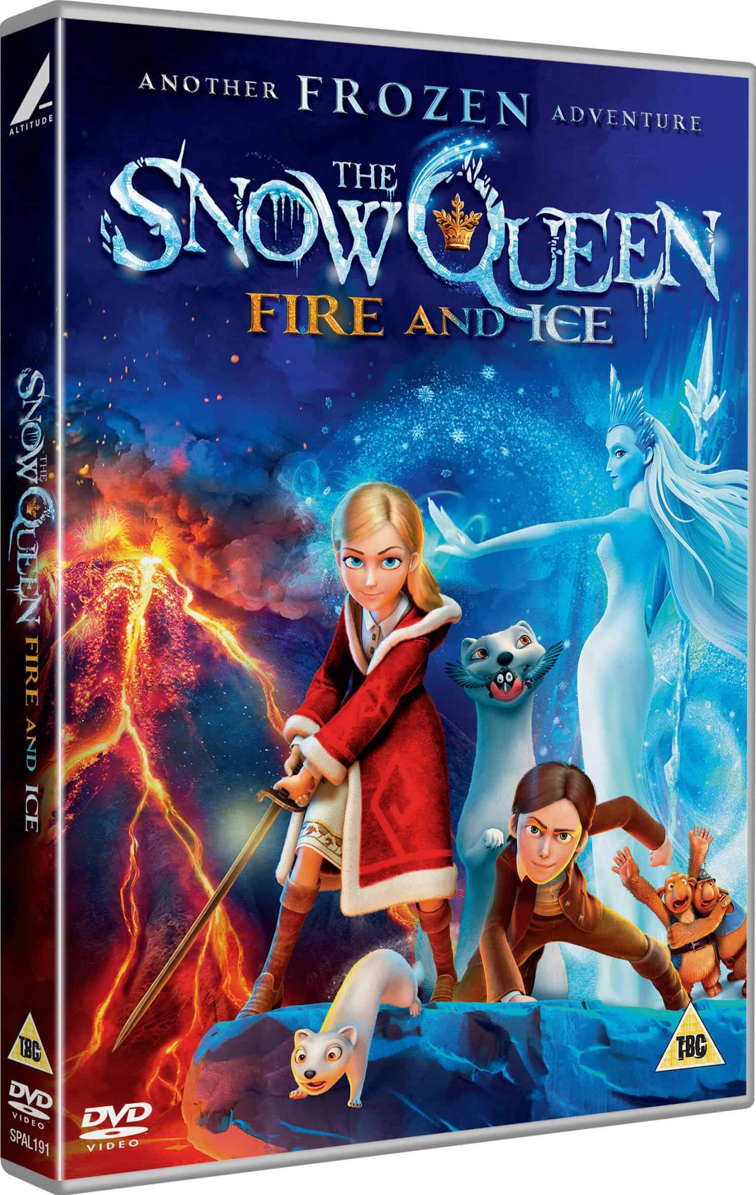 The Snow Queen Fire and Ice Review