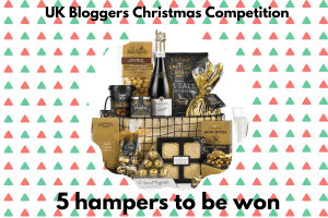 UK Bloggers Christmas hamper giveaway