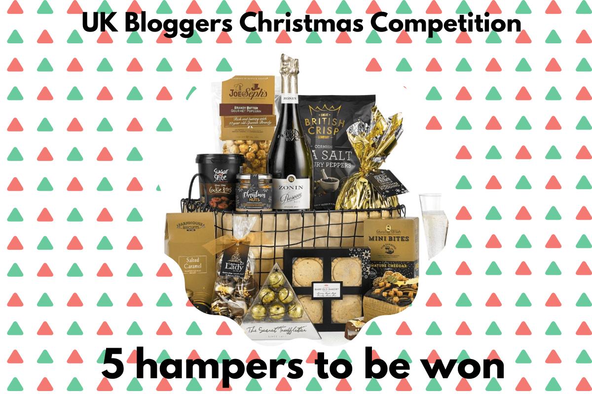 UK Bloggers Christmas hamper giveaway
