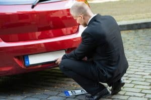 When do car number plates change?
