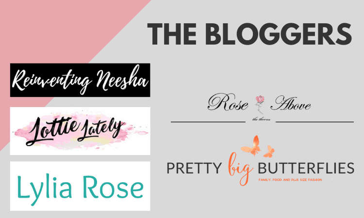 Bloggers New Year Giveaway 1