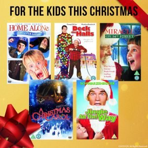 5 Festive Films to Watch This Christmas With The Kids
