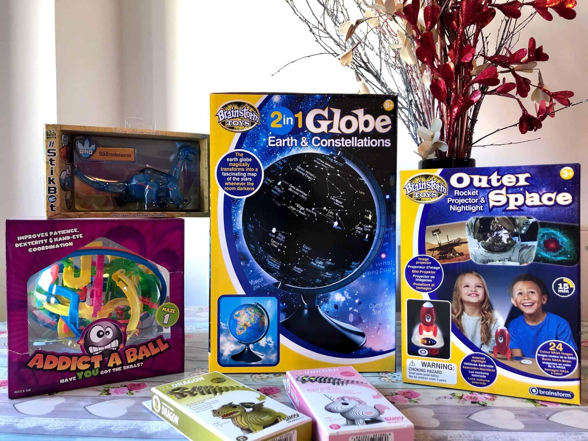 Gifting STEM Toys For Christmas