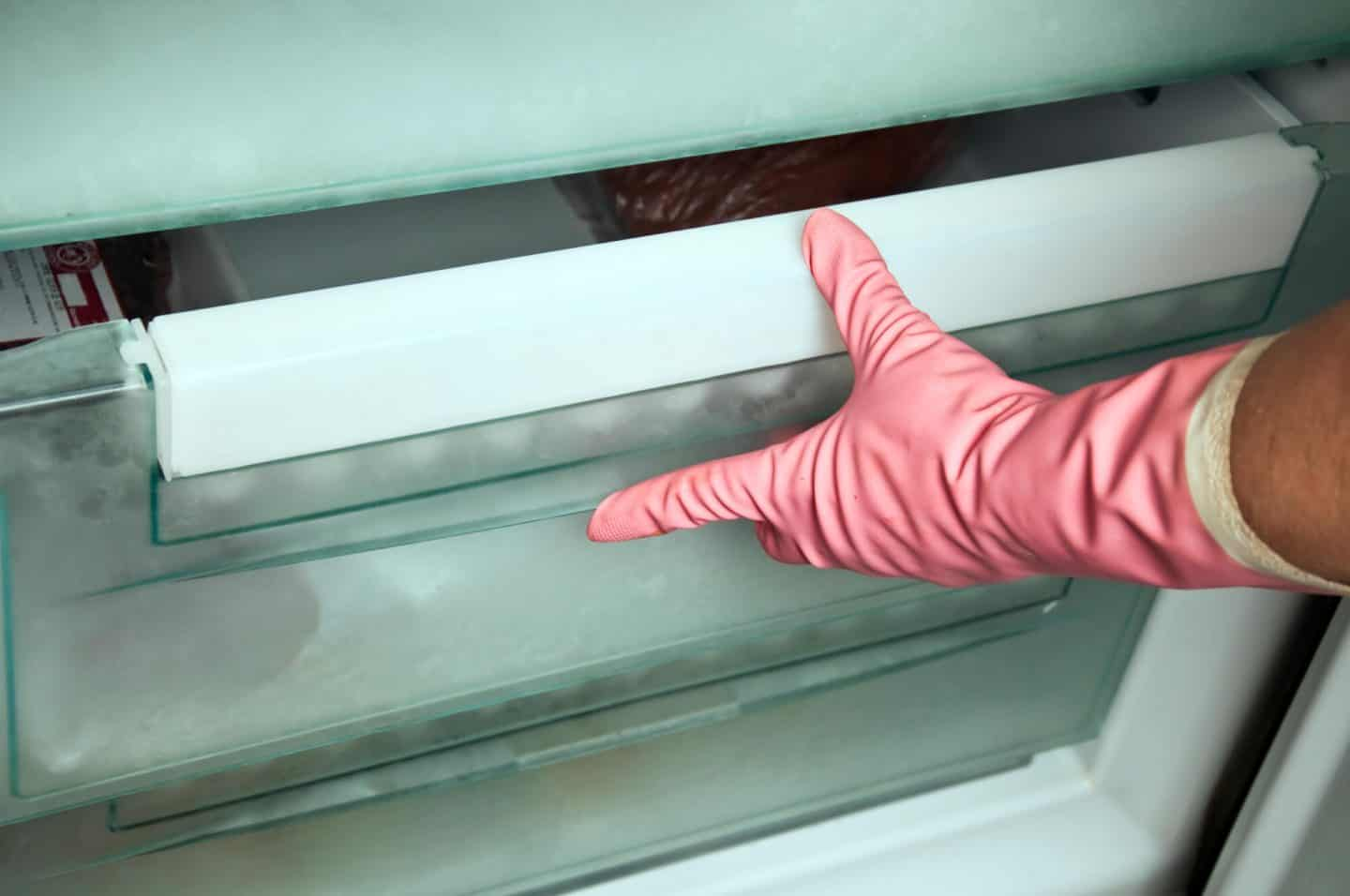 How to Deep Clean Your Freezer in 6 Simple Steps