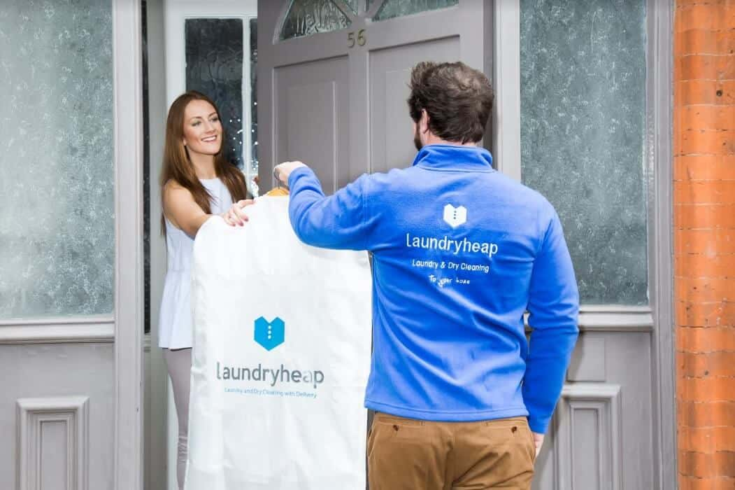 Laundry and Dry Cleaning with Laundryheap