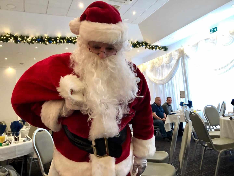 Santa at China Fleet
