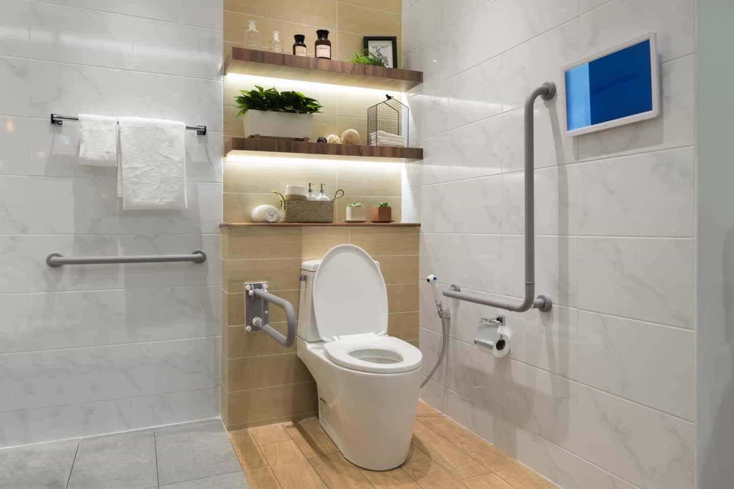 Top Tips For Making your Bathroom 'Grandparent' Friendly