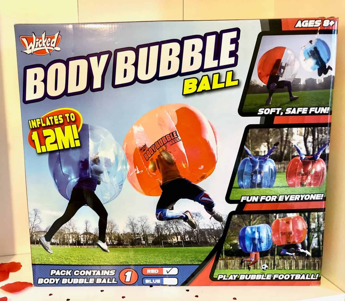 Body Bubble Ball