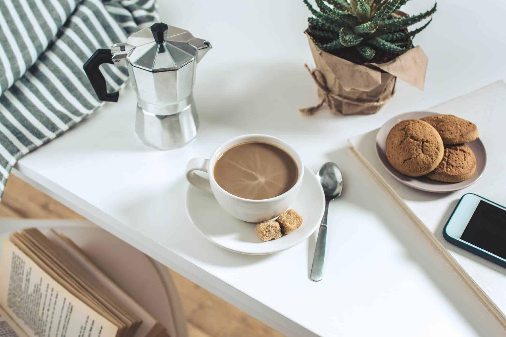Coffee Maker Through The Decades
