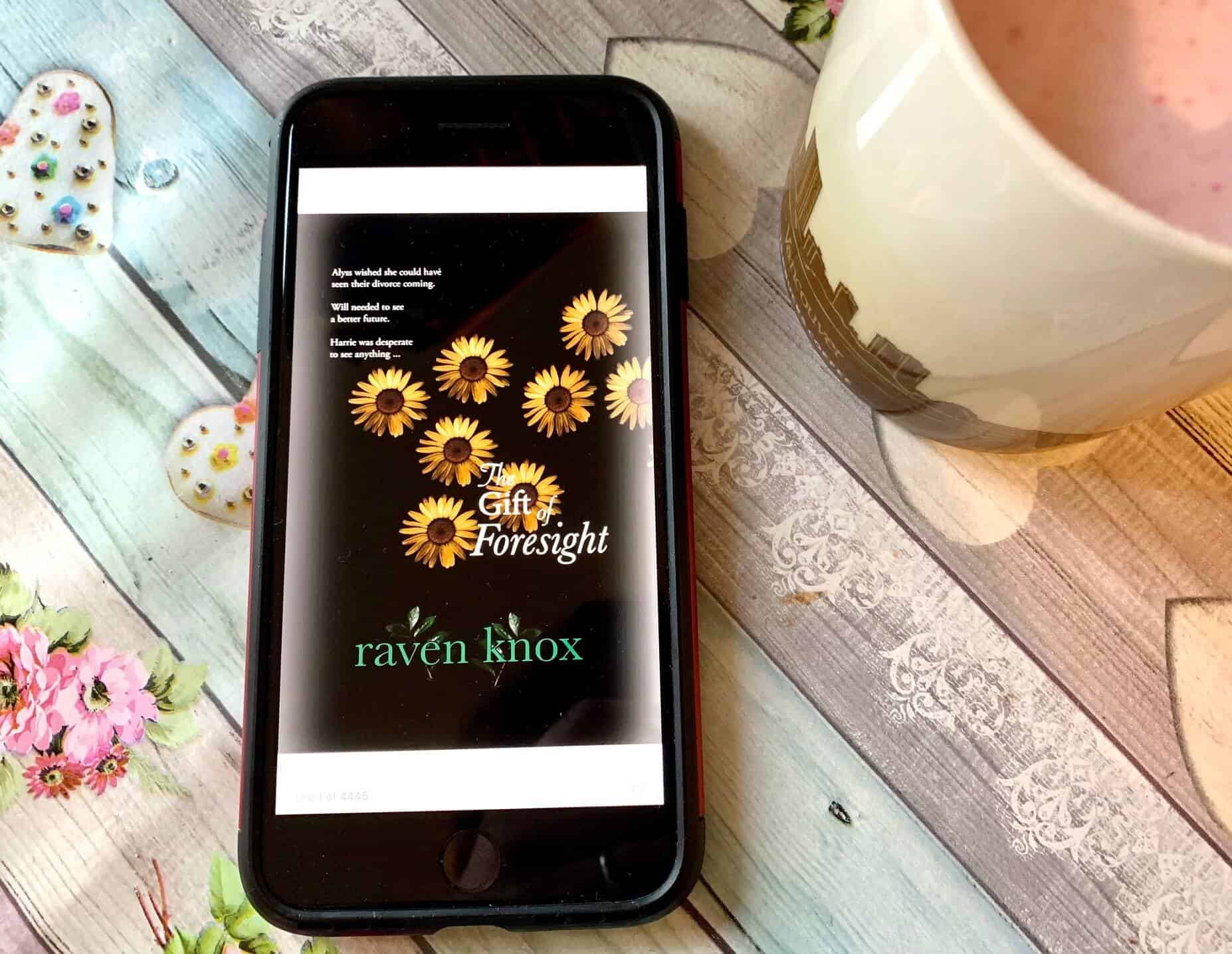 The Gift of Foresight by Raven Knox - Book Review