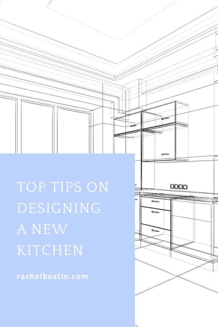 Tips to help you design a new kitchen from scratch