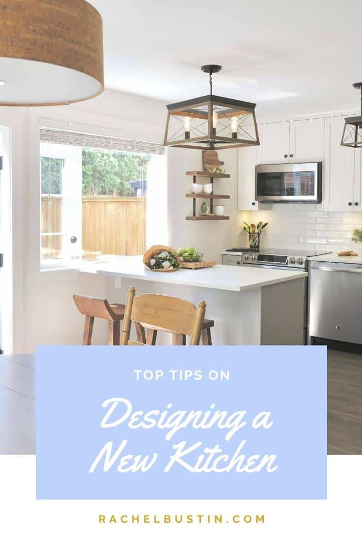 Top Tips On Designing a New Kitchen