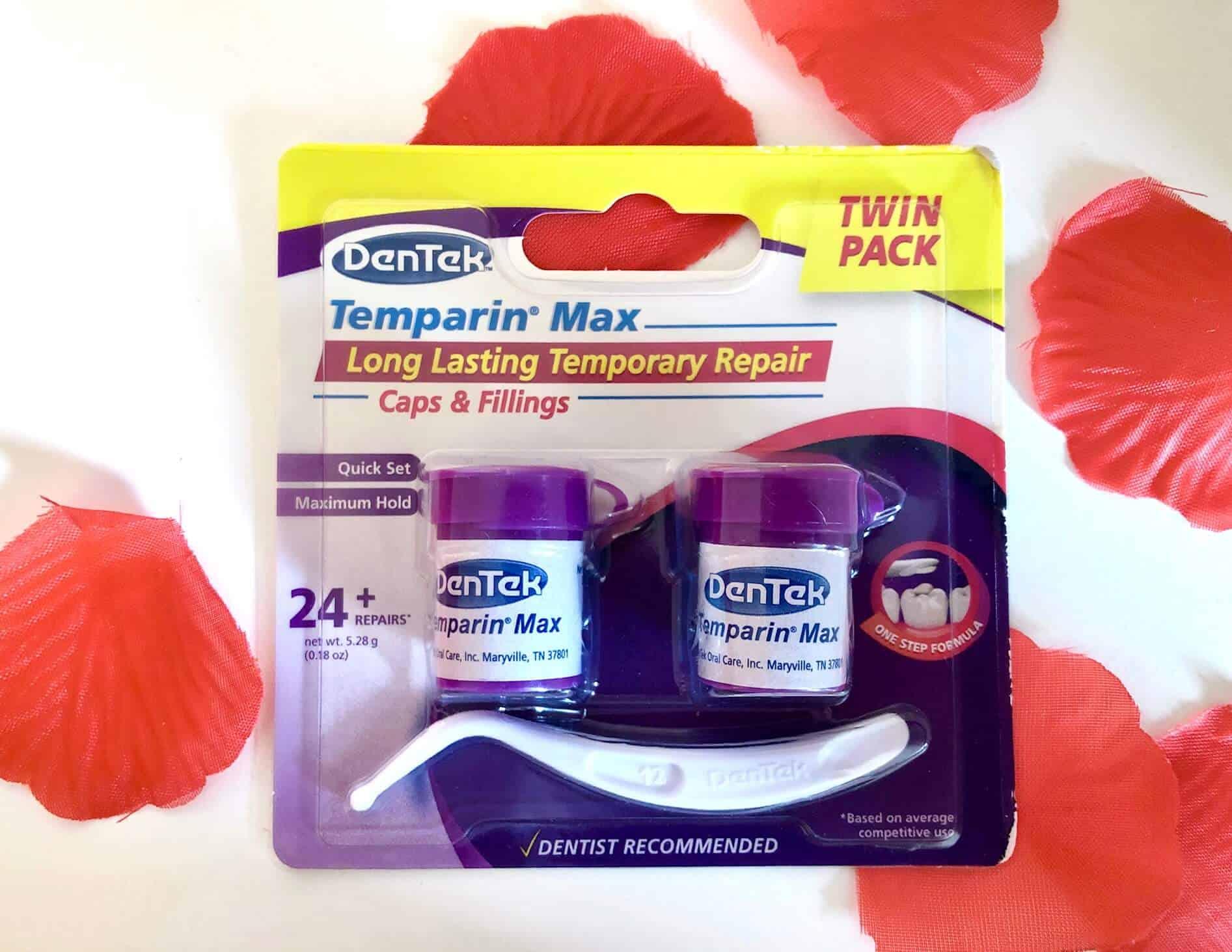 Dentek Temporary Filling Material Repair Kit