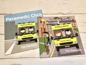 Paramedic Chris by Tim Parsons - Book Review