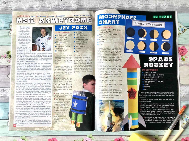 Space Rocket Craft