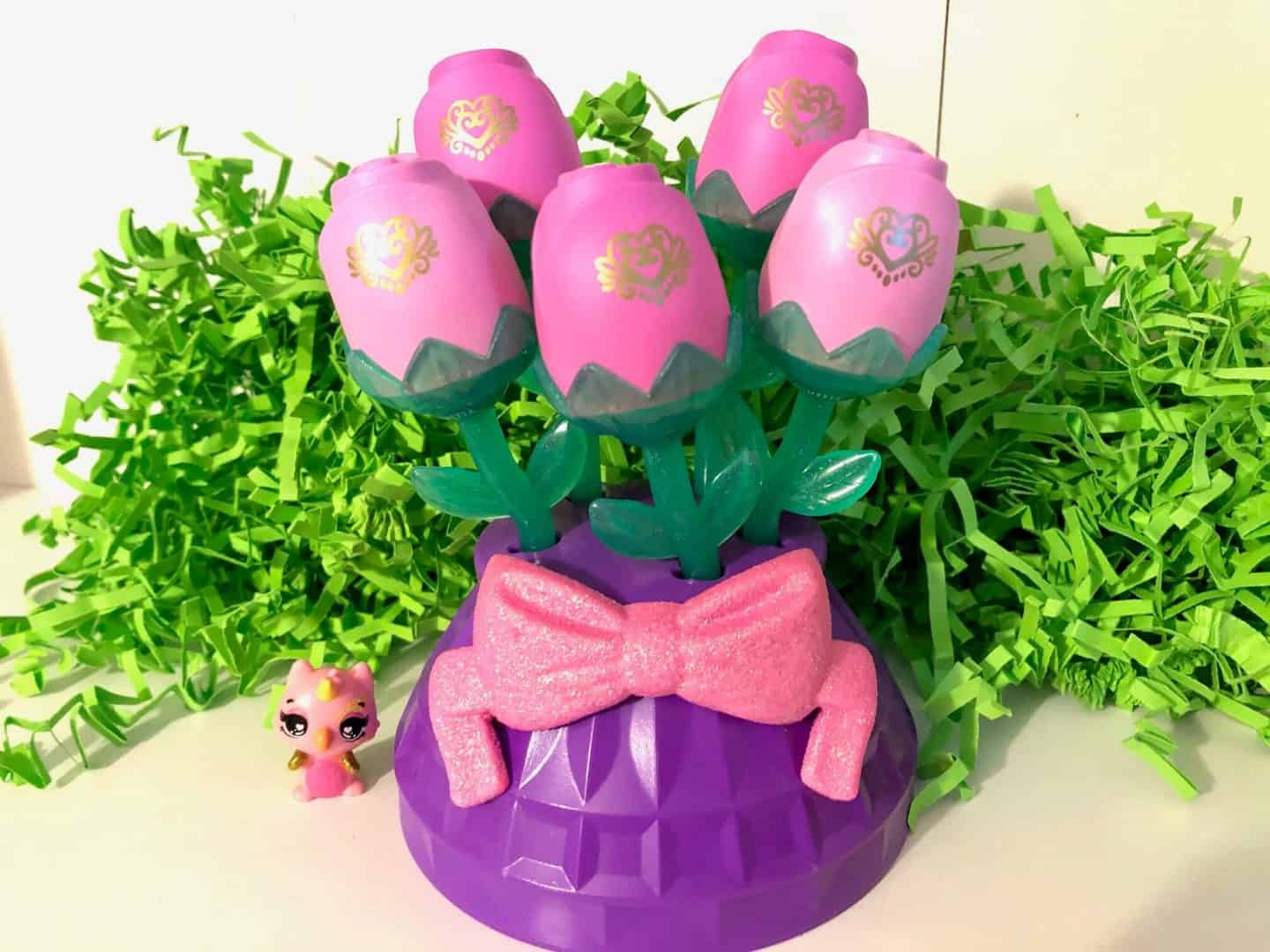 Spring Bouquet Review - Hatchimals CollEGGtibles