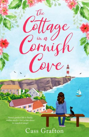 The Cottage in a Cornish Cove by Cass Grafton - Book Review