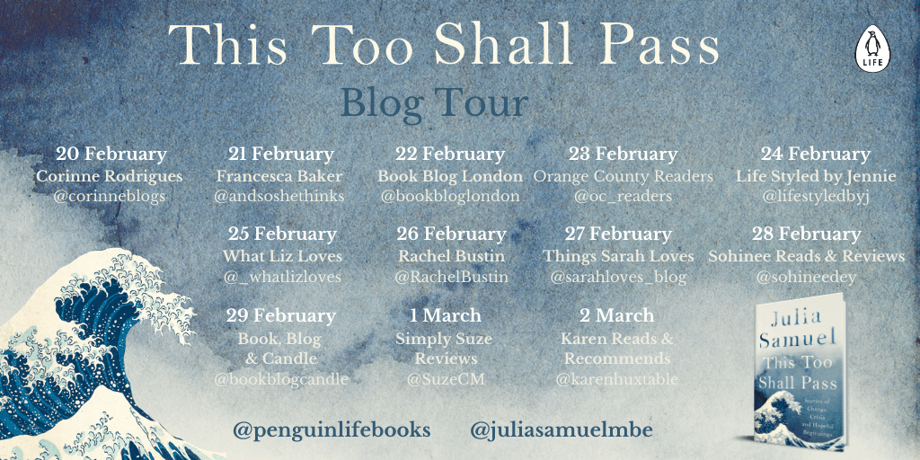 This Too Shall Pass book review and blog tour