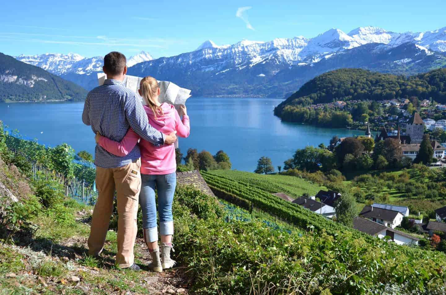 Visiting Switzerland on a Budget