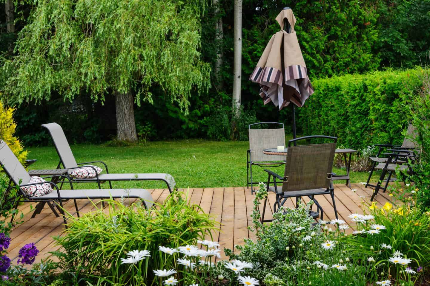 6 Simple Home Maintenance Tips - decking