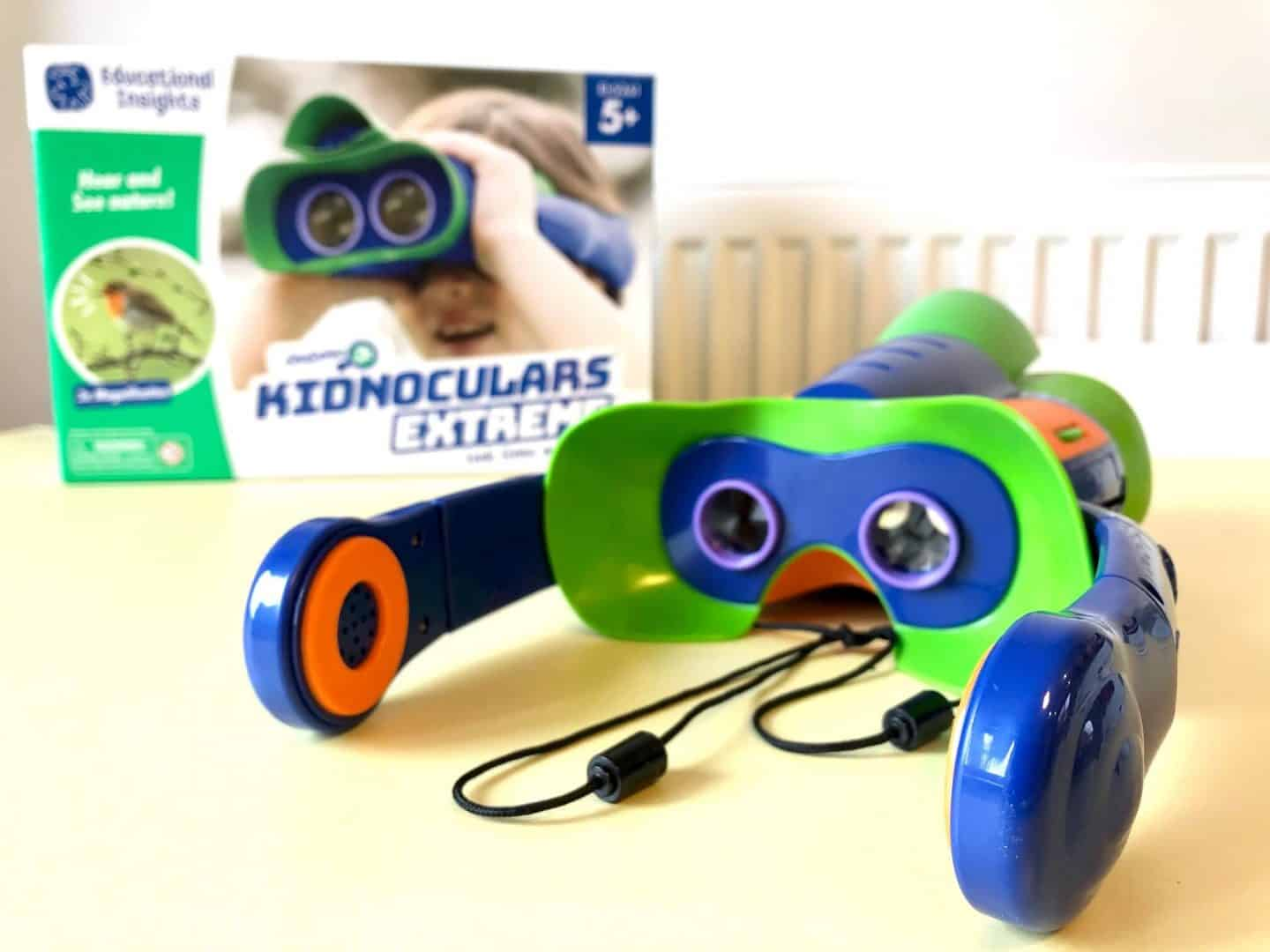 Colourful  Kidnoculars Extreme