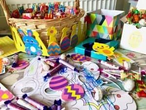 Easter Sweet Baskets