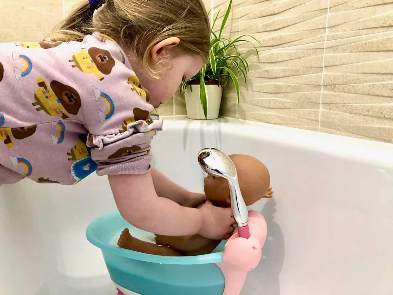 Getting BABY born in the Bathtub
