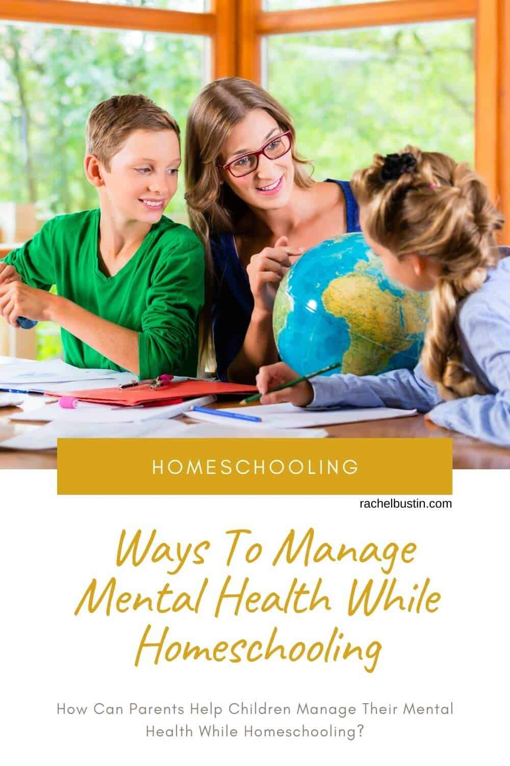 A lack of social exposure for children and the stresses of learning from home will likely have a severe impact on the mental wellbeing of thousands of children in Britain. These longer periods of time is hard on everyone's mental health. So I thought I would share some ideas on how parents can help their children manage their mental health while homeschooling.