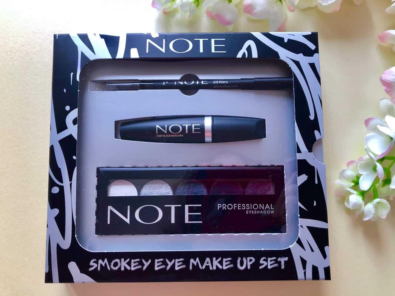 Note Smokey Eye Gift Kit