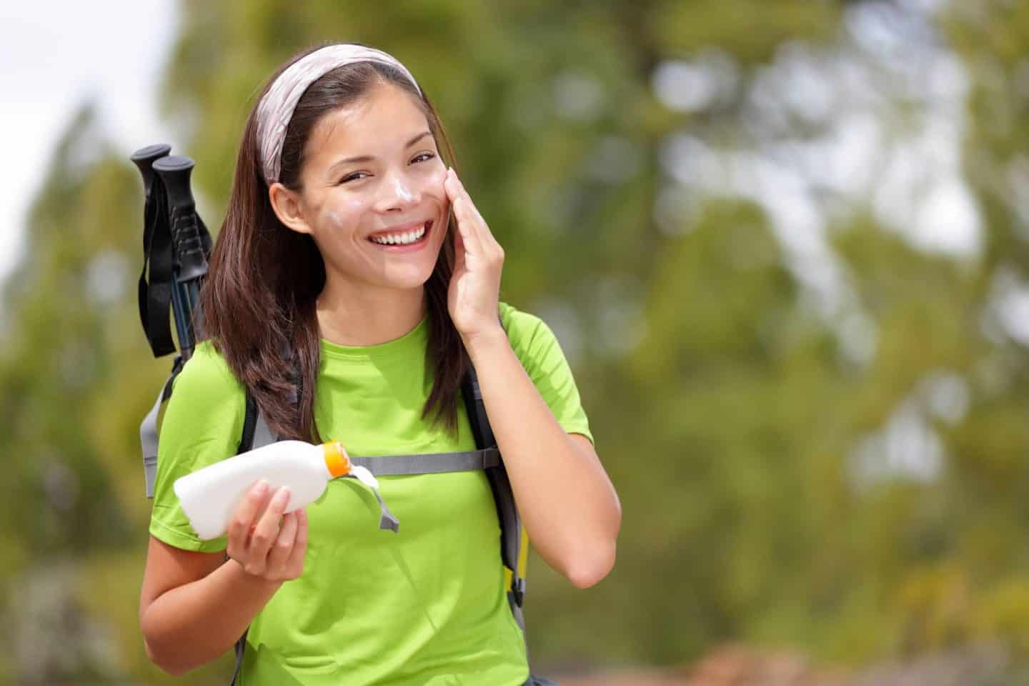Sunscreen is a crucial part of staying safe outdoors these days
