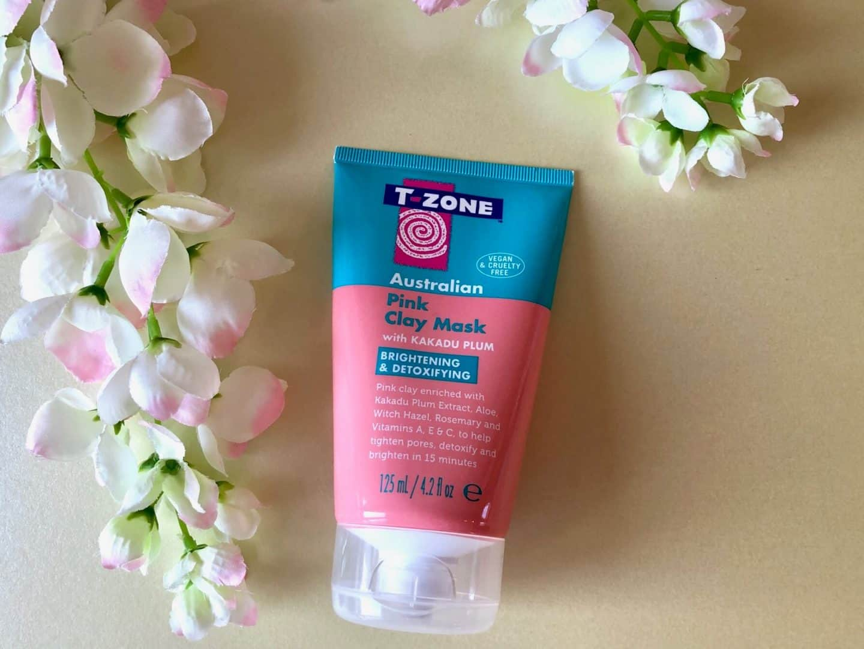 T-Zone Australian Pink Clay Mask