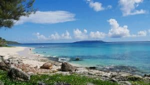 Tachogna Beach - Tinian - Northern Mariana Islands