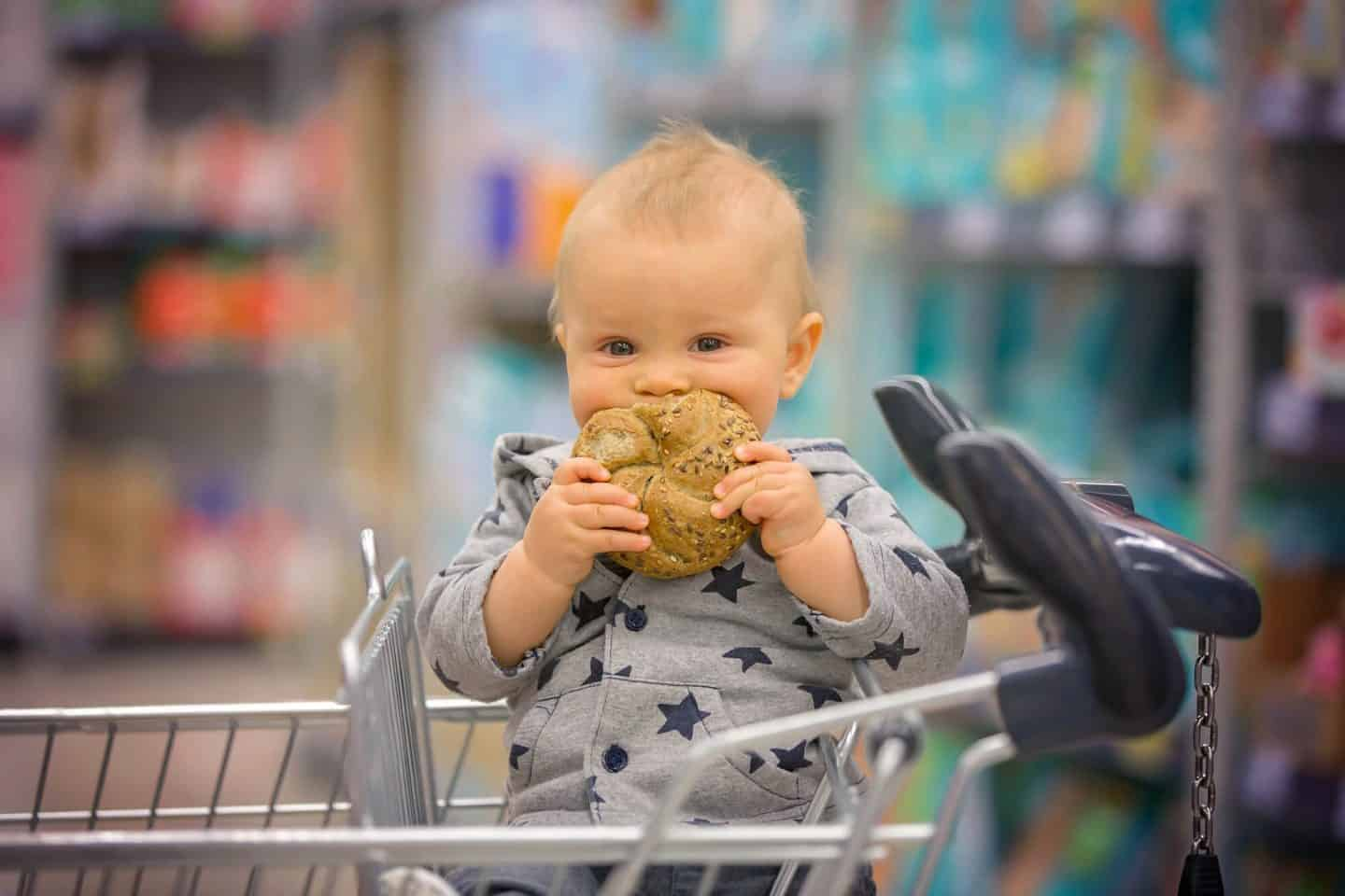 Tips For Shopping With Your Baby