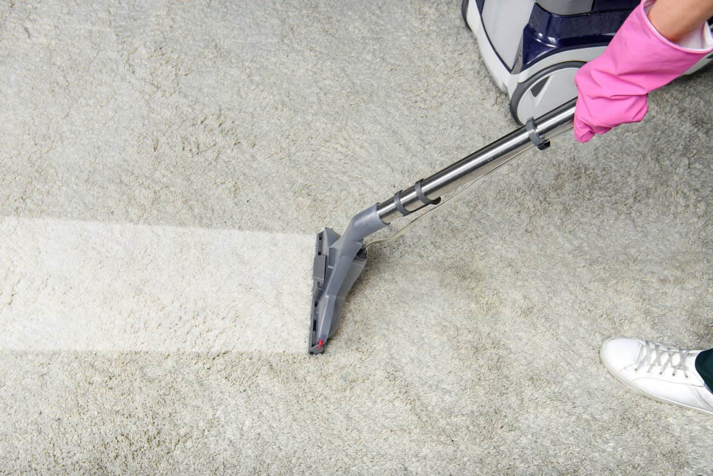 What Risks Hide a Dirty Carpet at Home