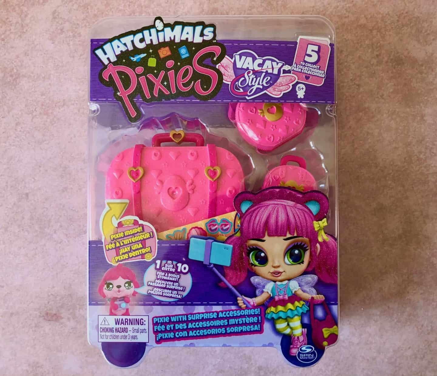 Hatchimals Pixies Vacay Style Surprise Collectible Doll - Review