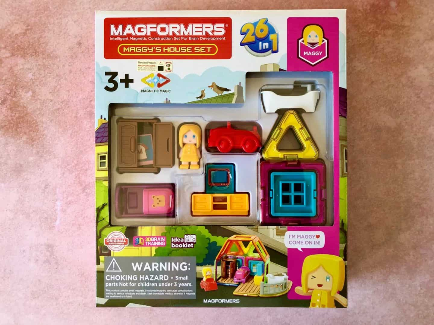 Magformers sets - Maggy's House Set