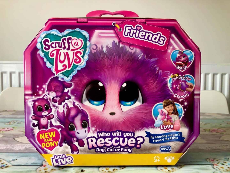 Scruff-a-Luvs Friends