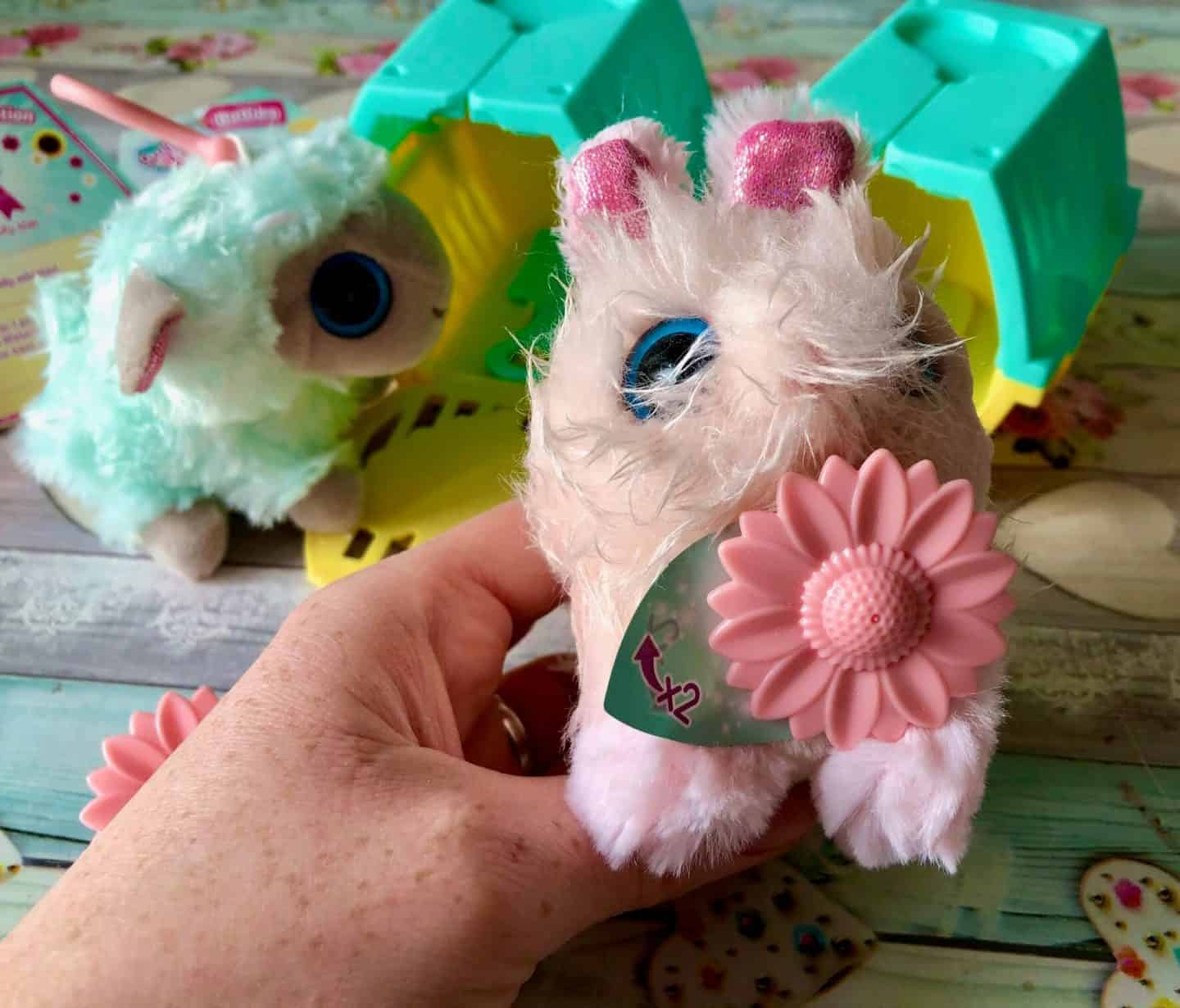 Scruff-a-Luvs - Spring Babies - bunny and lamb