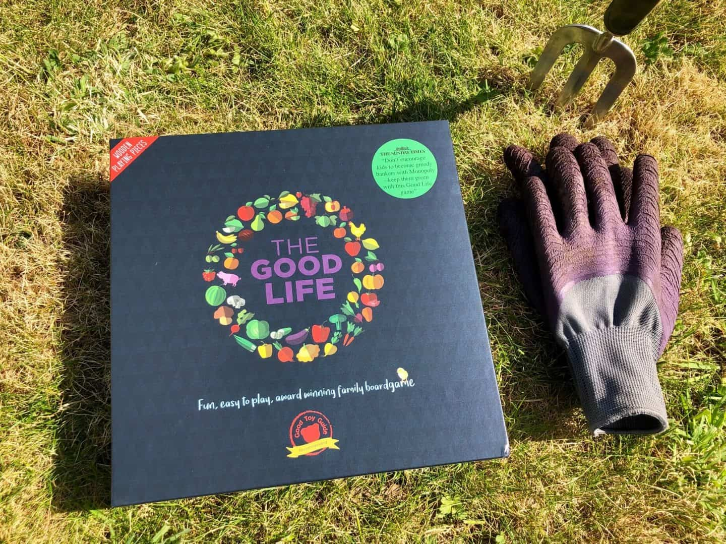 The Good Life Board Game Review and Giveaway