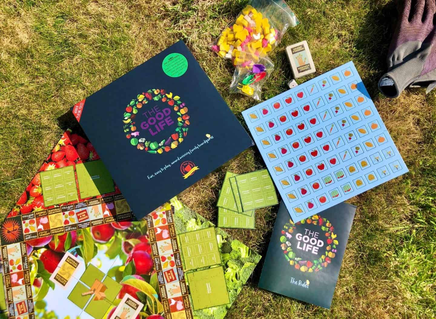 The Good Life family game