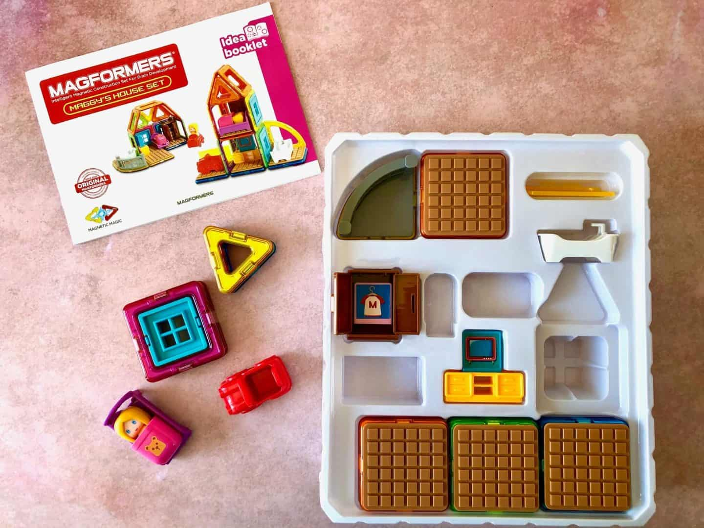 The Magic World of Magformers Construction Sets - Review