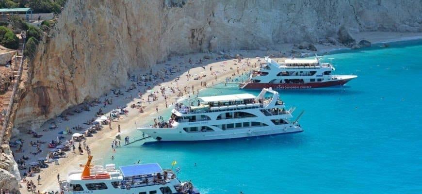 Yachting in Lefkada